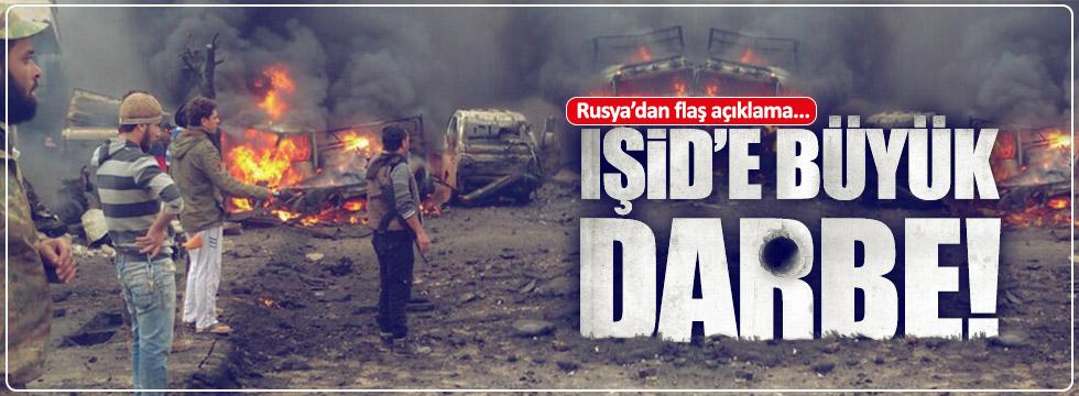 """Rusya, """"IŞİD'in üst düzey ismi öldürüldü"""""""