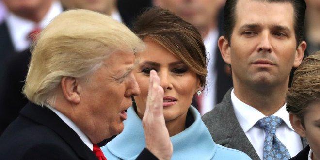 Trump'ın oğlu ifade verdi
