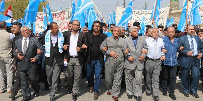 Kerkük'te Türkmen dairebaşkanına suikast yapıldı