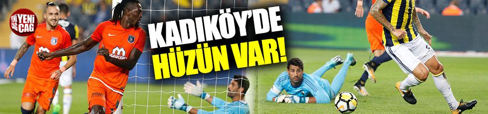 Fenerbahçe 2-3 Başakşehir