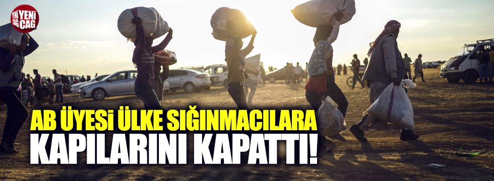 Danimarka sığınmacılara kapılarını yine kapattı