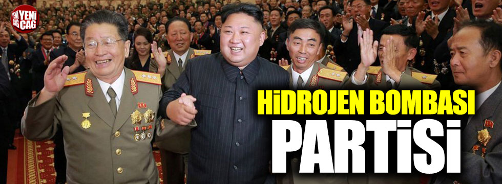 Hidrojen bombası partisi