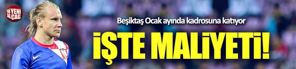 Beşiktaş'ın transfer edeceği Vida'nın maliyeti ortaya çıktı
