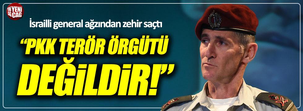 """İsrailli general Golan: """"PKK terör örgütü değildir"""""""