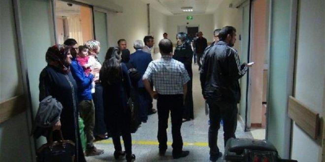 Mevlit yemeğinden zehirlenen 40 kadın hastaneye kaldırıldı