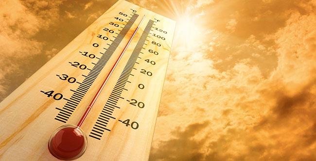 Meteoroloji'den sıcaklık uyarısı