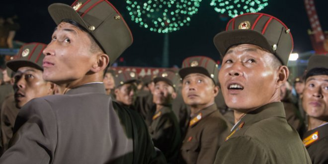 """Kuzey Kore, """"Japonya'yı batıralım"""""""