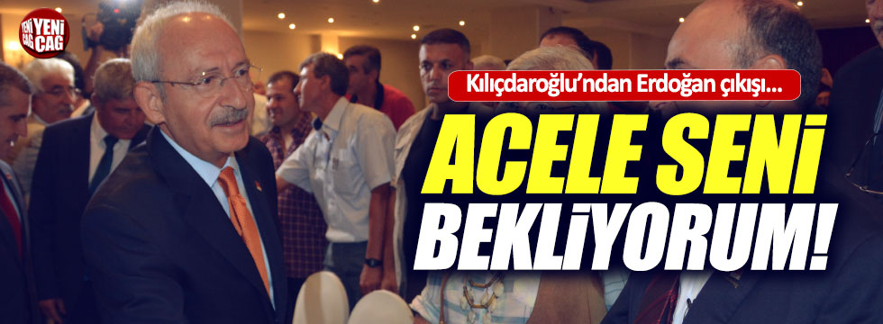 Kılıçdaroğlu'ndan çok sert Erdoğan çıkışı