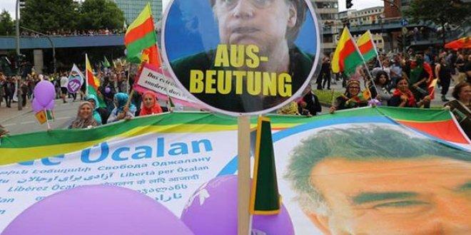 Almanya'dan PKK gösterisine izin