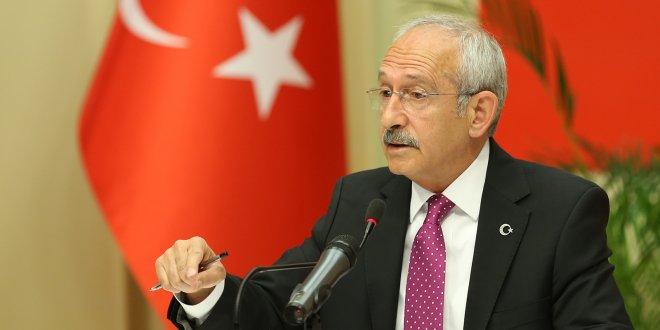 """Kılıçdaroğlu, """"Berberoğlu'nun serbest bırakılmasını istiyoruz"""""""
