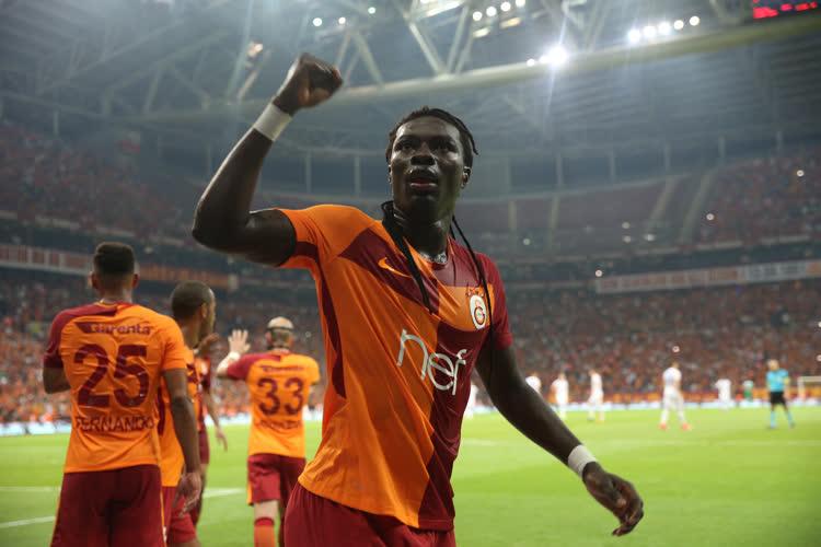 Galatasaray-Kasımpaşa (Maç Özeti)