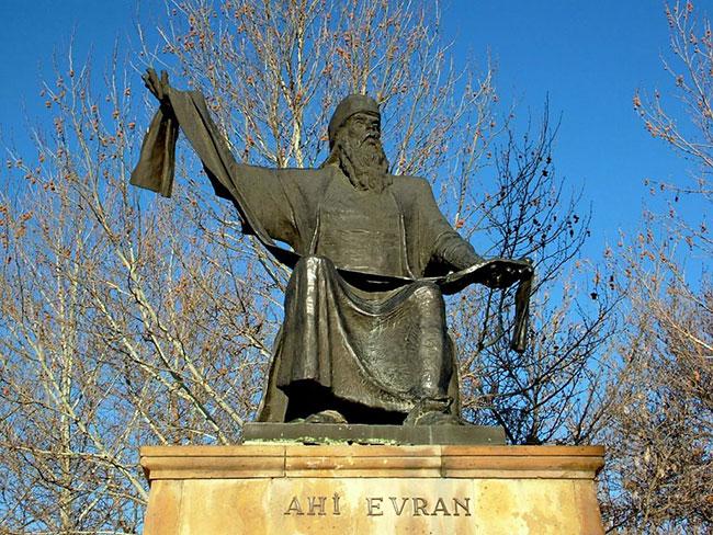 Ahi Evran-ı Veli TRT Belgesel'de