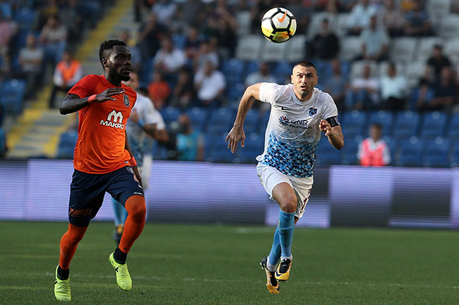Başakşehir 2-2 Trabzonspor / Maç Özeti