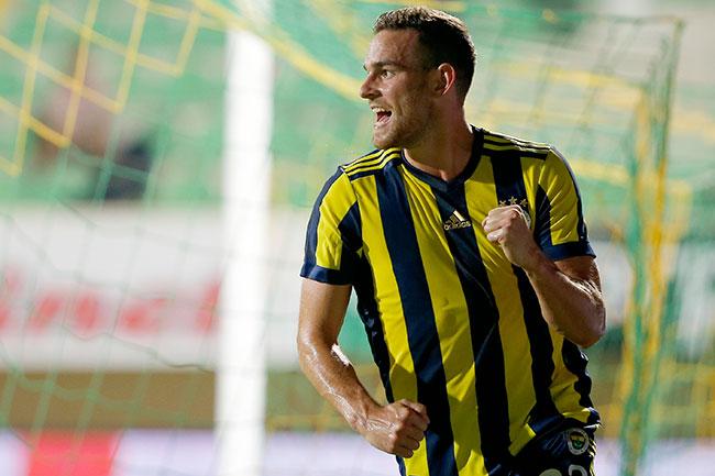 Alanyaspor 1-4 Fenerbahçe / Maç Özeti