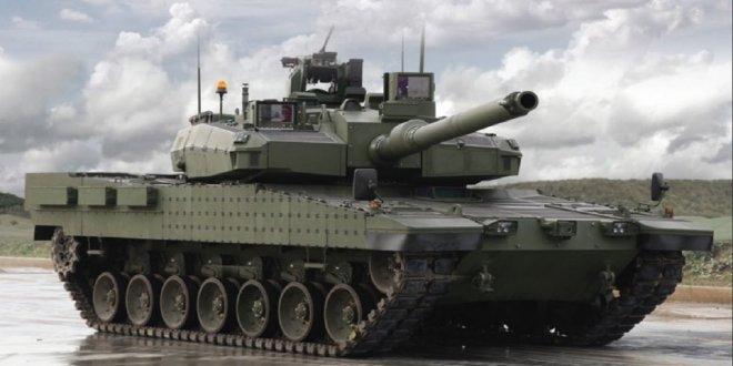 Altay tankı için teklif geldi