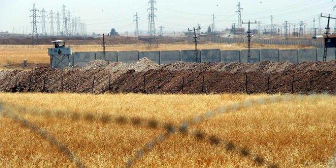 Suriye sınırına bu bitkilerin ekimi yasaklandı