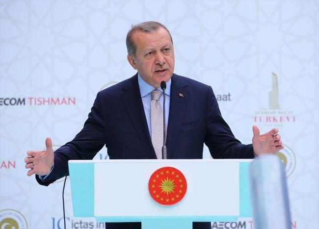 """Erdoğan: """"Biz paramızla silah alamazken..."""""""
