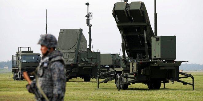 Japonya'dan füze sistemli savunma