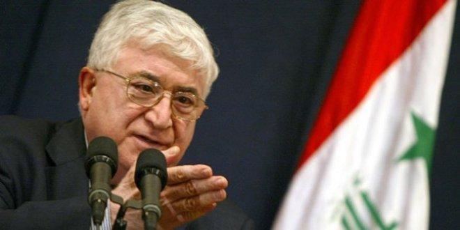 Irak Cumhurbaşkanı Barzani ile görüşecek