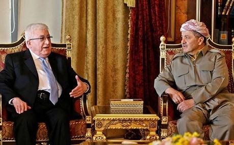"Barzani: ""Referandum engellenemez"""