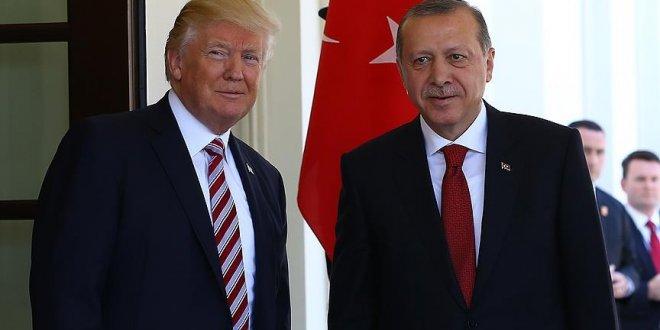 Erdoğan Trump görüşmesinde tarih belli oldu