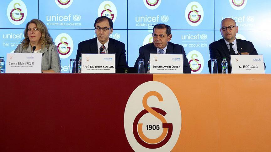 Galatasaray'dan anlamlı iş birliği