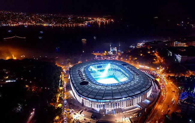 2019 UEFA Süper Finali Vodafone Park'ta oynanacak