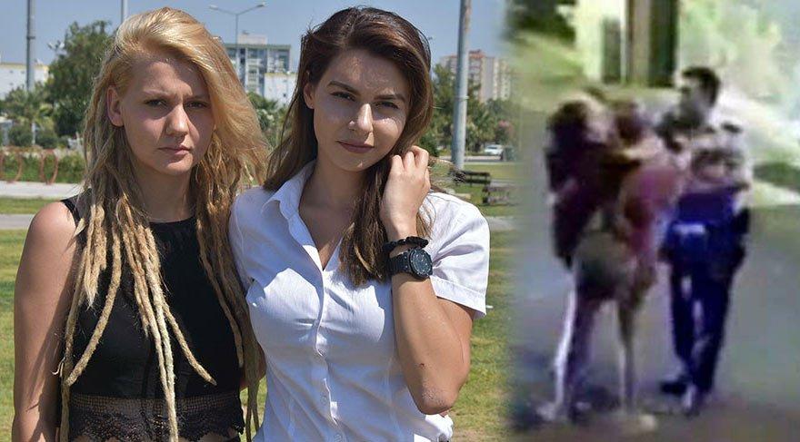 Tacize uğrayan kızları darp eden polise dava