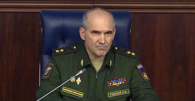 Rus general Rudskoy: ABD destekli 850 militan öldürüldü