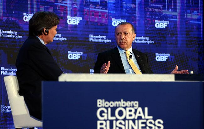 """Erdoğan: """"Sayın Barzani..."""""""