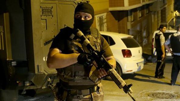 Teröristleri İstanbul'da tedavi etmişler
