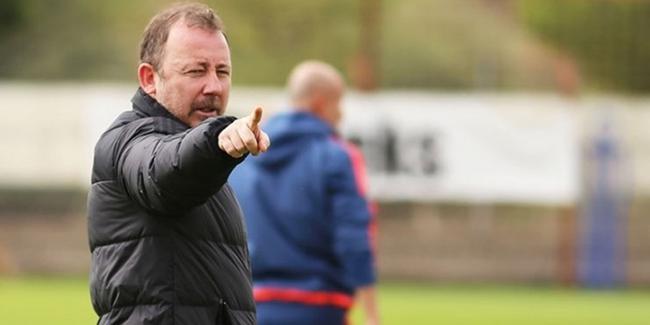 Sergen Yalçın Eskişehirspor'dan istifa etti