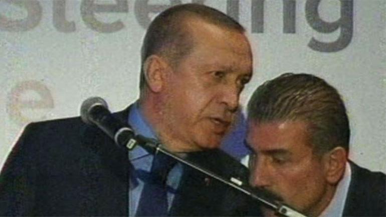 ABD'de Erdoğan'ın konuşma yaptığı salon karıştı