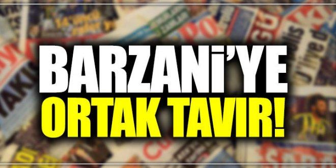 Günün Ulusal Gazete Manşetleri - 22 09 2017