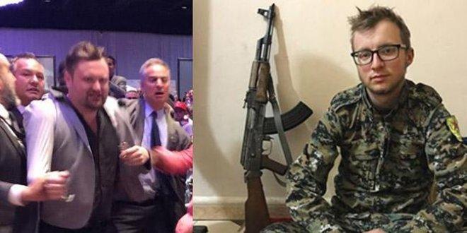 Erdoğan'ın toplantısına sızan YPG'liler