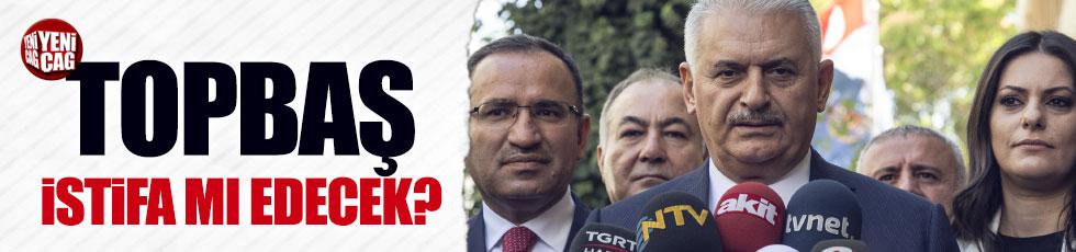 Kadir Topbaş istifa mı etti?