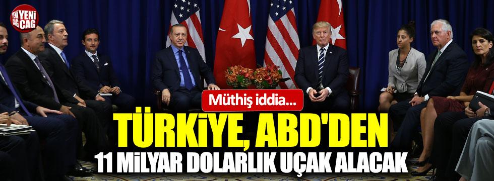 Erdoğan-Trump görüşmesinde 11 milyar dolarlık anlaşma