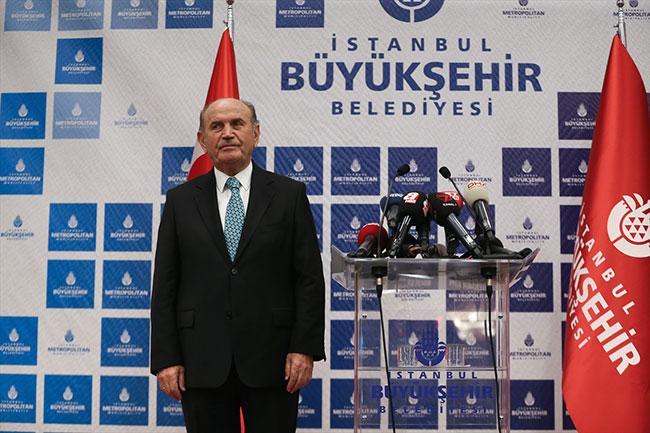 Topbaş'ın istifasına muhalefetten ilk yorum