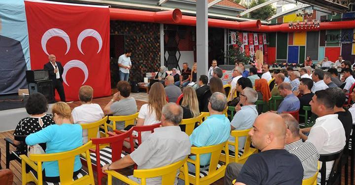Yalova MHP'ye 500 kişi katılmıştı, 258 kişi istifa etti!