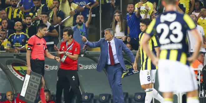 Fenerbahçe Beşiktaş 2-1 (Maç Özeti)