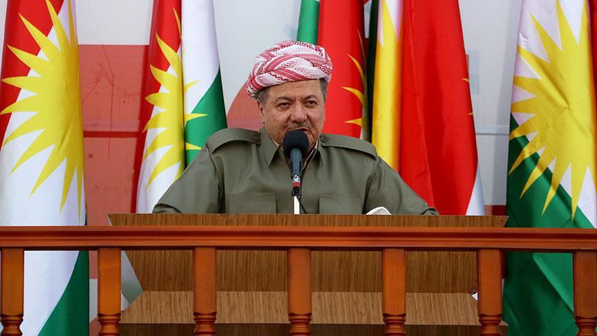 Barzani referandumuyla ilgili önemli gelişme