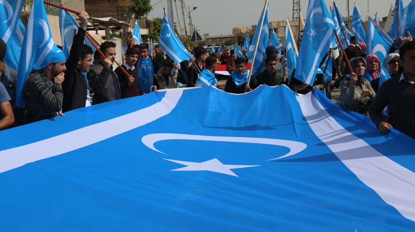 Sosyal medya Türkmenler için ayakta