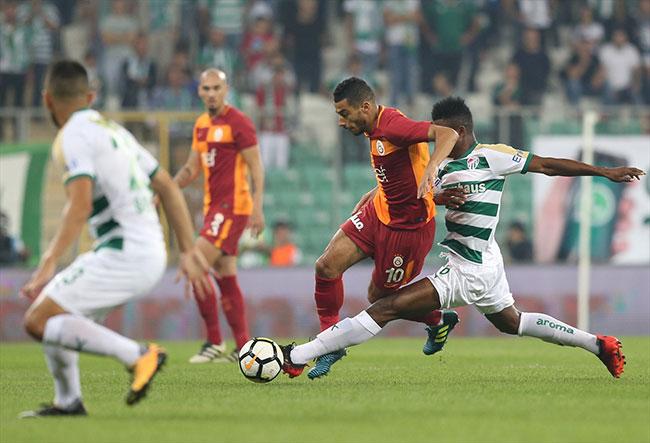 Bursaspor 1-2 Galatasaray / Maç Özeti