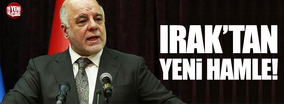 Irak'tan kritik karar