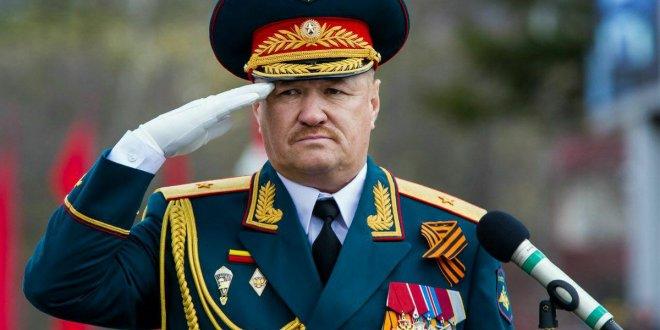 Suriye'deki IŞİD saldırısında Rus general öldürüldü!