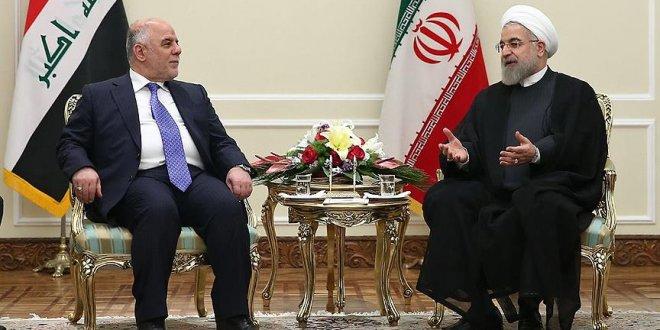 Ruhani, İbadi ile referandum için görüştü
