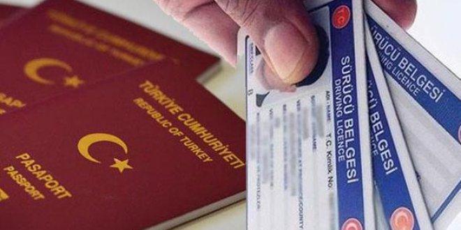 Pasaport ve ehliyetler artık oradan alınacak