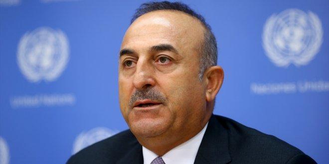 Çavuşoğlu: Peşmerge'ye askeri eğitim desteği kesilecek