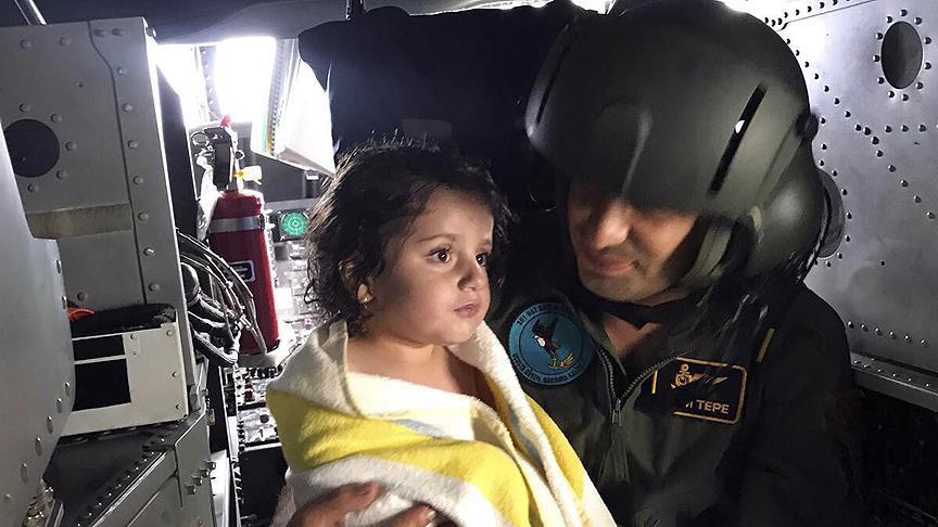 Iraklı Shamal: Türk askeri bizi kurtarmak için çok çaba harcadı