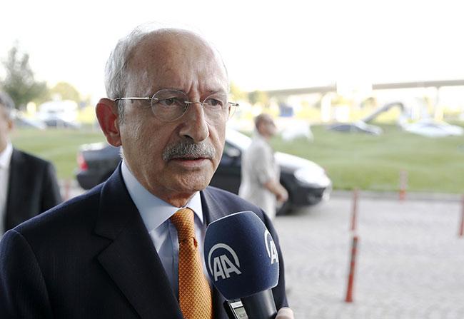 Kılıçdaroğlu'ndan referandum çıkışı: Şu an yapılacak iki şey var
